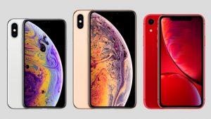 iPhone Xs, iPhone Xs Max ve iPhone XR modellerinin Türkiye fiyatını