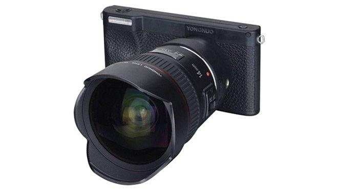 Karşınızda Android işletim sistemli akıllı aynasız fotoğraf makinesi: Yongnuo YN450