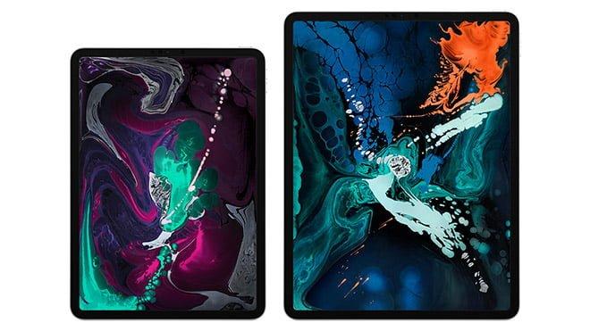 Apple iPad Pro A12X Bionic işlemci Geekbench