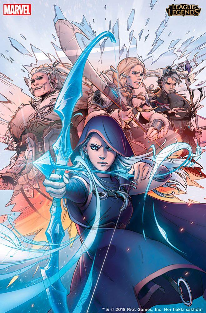 Marvel League of Legends