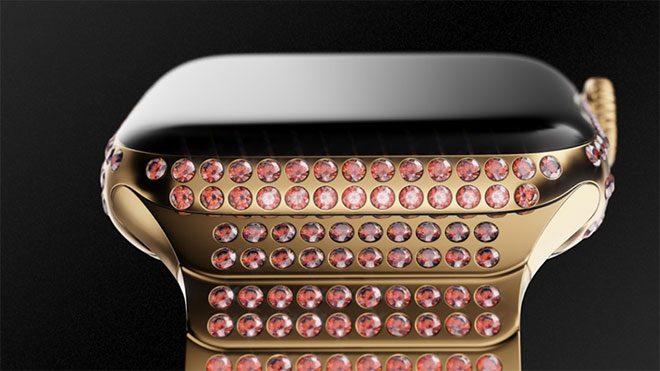 Caviar Apple Watch Series 4