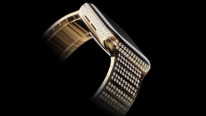 Image result for Apple Watch Series 4 Caviar