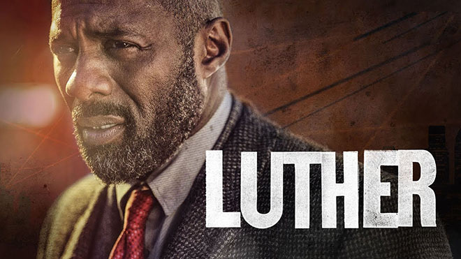 Idris Elba Luther 5. sezon