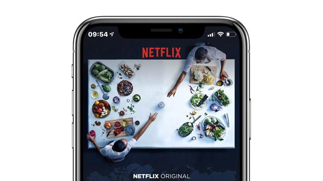 Netflix uygulama