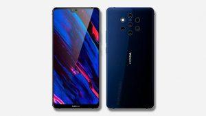 Nokia 9.1 PureView Nokia 8.1