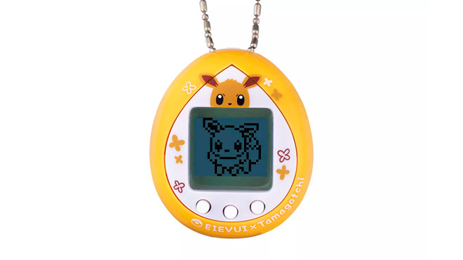 Pokemon Lets Go Tamagotchi