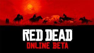 Red Dead Redemption 2 Red Dead Online modu