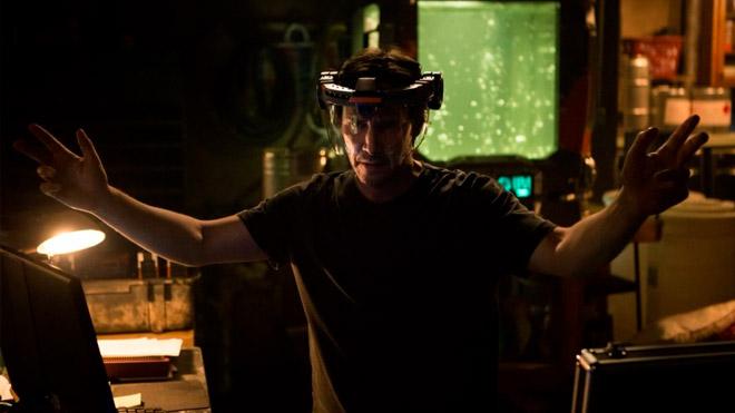 John Wick 3 öncesi yeni Keanu Reeves filmi Replicas