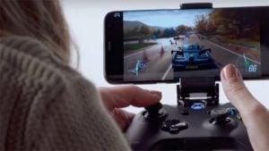 Samsung Microsoft Project xCloud