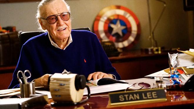 Marvel Stan Lee