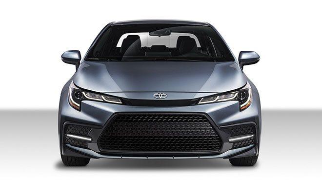 One Cikan Ozellikleriyle 2019 Toyota Corolla Sedan Log