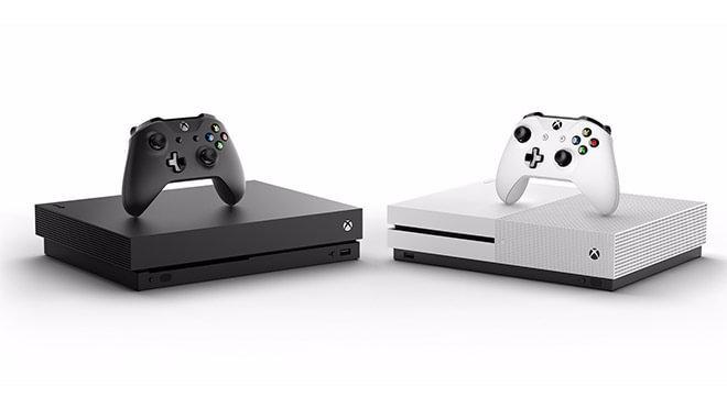 Microsoft Xbox One klavye fare desteği