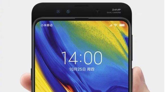 Xiaomi Mi Mix 3 Lite