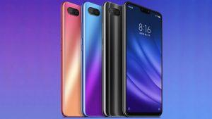 Xiaomi Mi Mix 3 Lite Mi 8 Lite