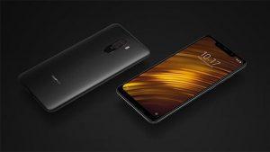 Xiaomi Pocophone F1 MIUI 10 Android Pie