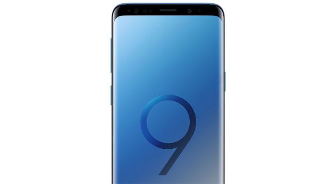Samsung Galaxy S9 Galaxy S9+