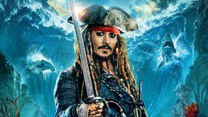 Karayip Korsanları Johnny Depp