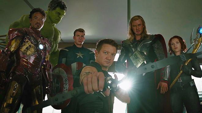 Hawkeye Jeremy Renner Avengers 4