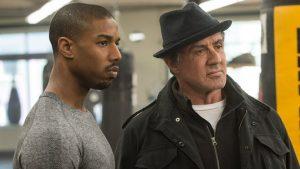 Creed 2 Rocky