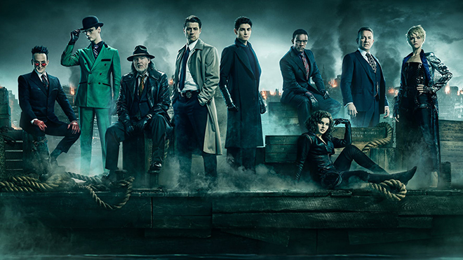 Gotham 5. sezon