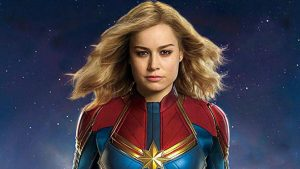 Captain Marvel Thor