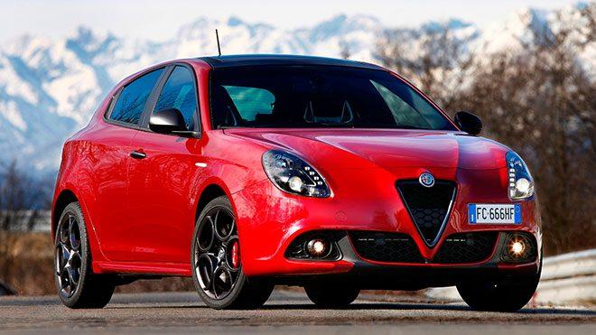 Dizel otomatik Alfa Romeo Giulietta için dikkat çeken yıl sonu kampanyası