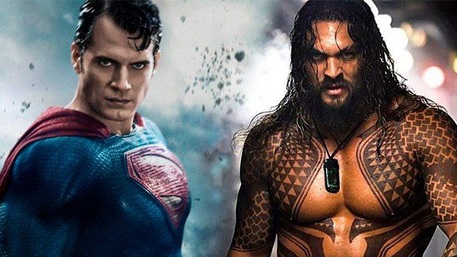 Aquaman yıldızından heyecanlandıran Superman açıklaması