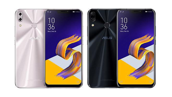 Asus Zenfone 5z android pie