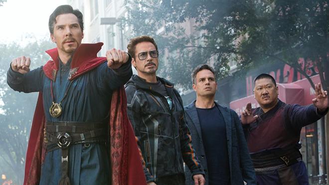 Avengers Endgame Doctor Strange