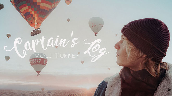 Sam Potter Türkiye videosu