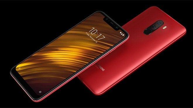 Xiaomi Pocophone F1 Pocophone F2