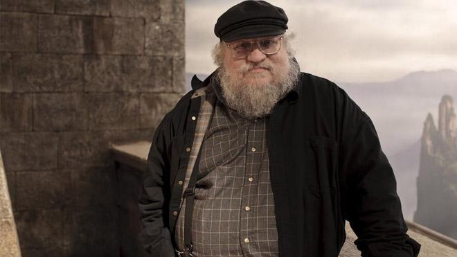 George R.R. Martin Game of Thrones açıklaması
