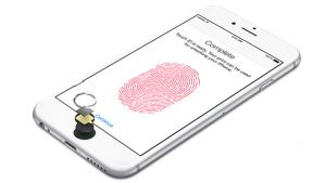 Apple Touch ID Face ID