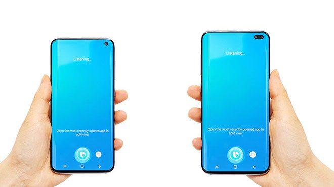 Samsung Galaxy S10 ve Galaxy S10+