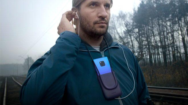 Huawei Mate 20 Pro ile hayata geçecek gizemli proje