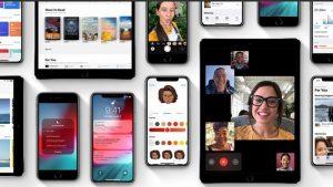 iOS 12.1.2 iOS 12 güncellemesi