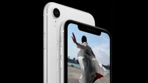iPhone XR DxOMark puanı