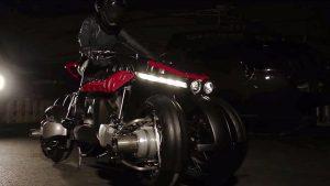Lazareth LMV 496 motosiklet