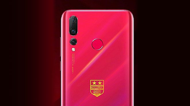 Huawei Nova 4 200 milyon
