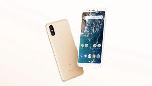Xiaomi Mi A2 Lite Xiaomi Mi A1