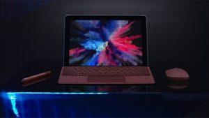Microsoft Surface Go Apple iPad