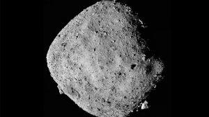 NASA uzay aracından asteroid Bennu üzerinde tarihi keşif OSIRIS-REx