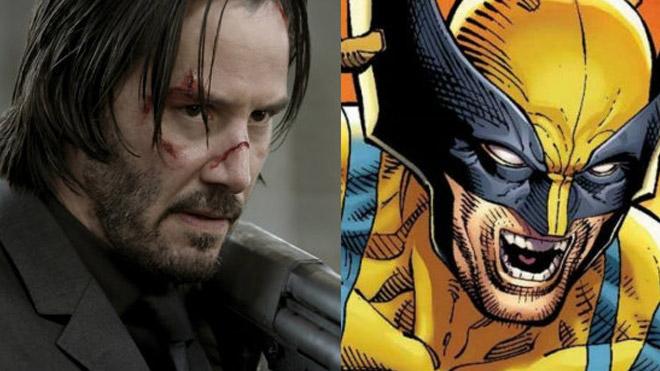 Keanu Reeves Wolverine açıklaması
