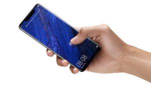 Samsung Galaxy S10 Huawei Mate 20 Pro ters kablosuz şarj