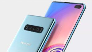 Samsung Galaxy S10 Bright Night