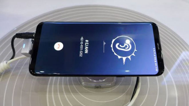 Samsung Sound on Display