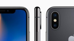 Apple iphone X Qualcomm