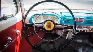 c1b79ca5f0d Nostalji zamanı; SEAT direksiyon simidinin 70 yıllık macerasına konuk olun