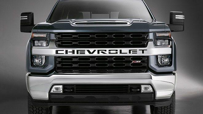 Alay konusu oldu; yeni Chevrolet Silverado HD tasarımcıların odağında