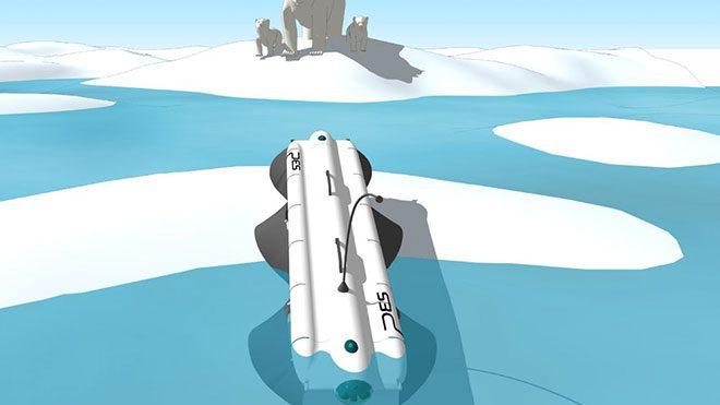 Robot Velox Vatoz